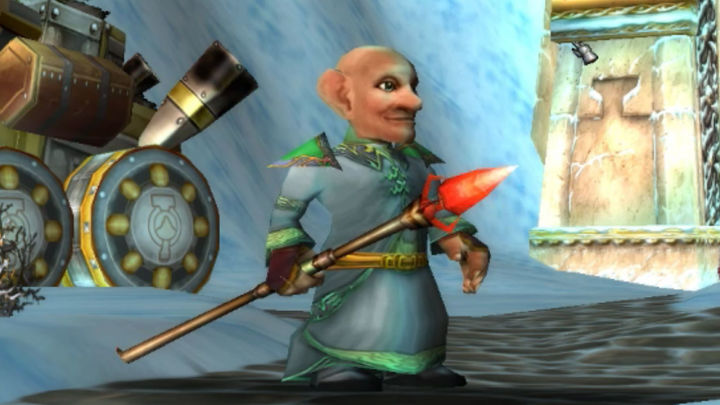 350,000 watch a gnome mage hit level 60 in World of Warcraft Classic